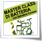 Master Class di Batteria