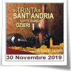 Su Trinta 'e Sant'Andria 2019